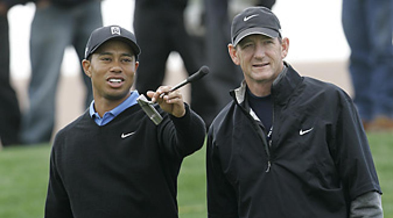 Hank Haney worked with Tiger Woods for more than six years.