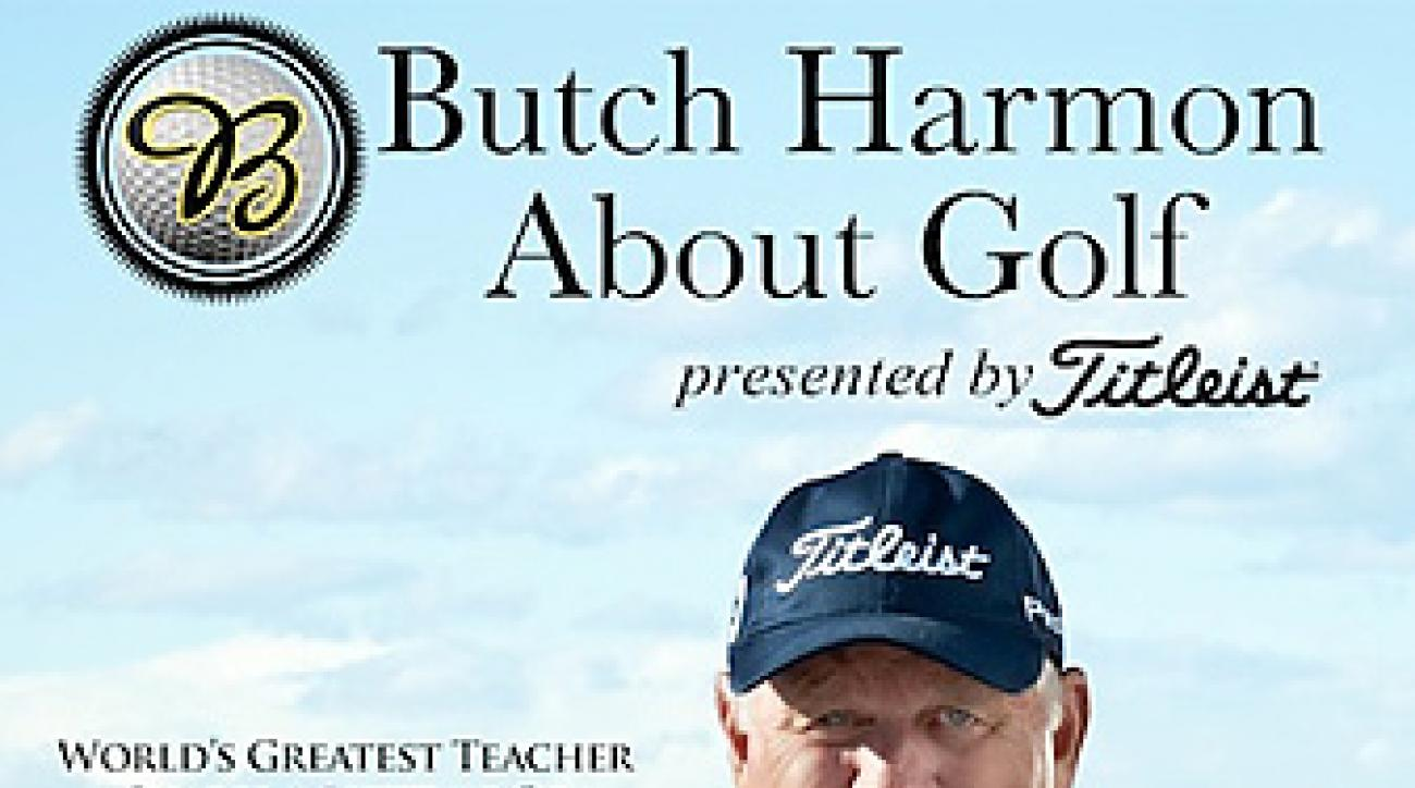 "Butch Harmon's ""About Golf."""