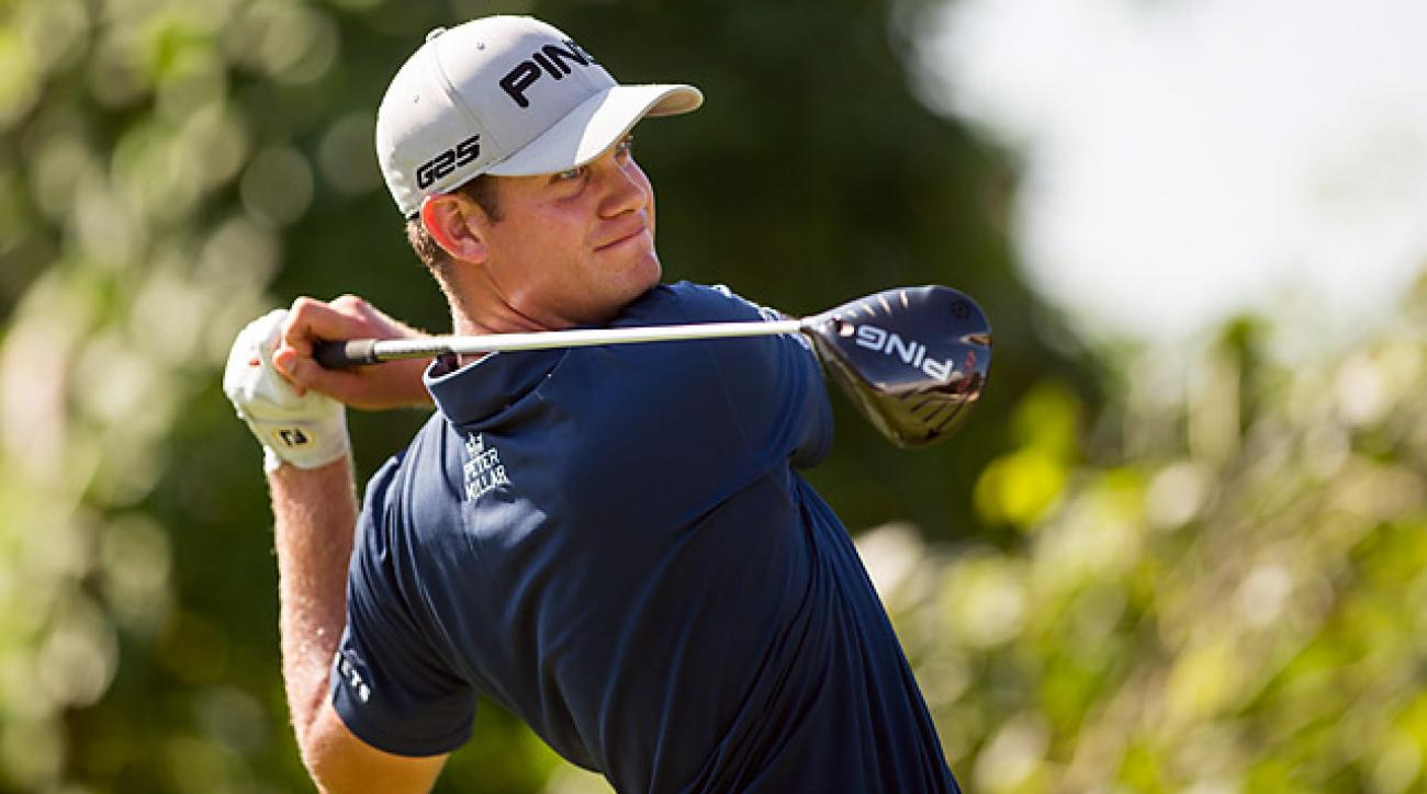 The 24-year-old English earned his first PGA Tour victory at the FedEx St. Jude Classic in June.