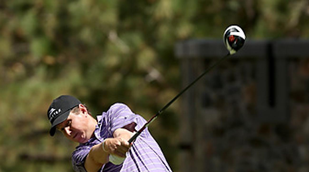 J.J. Henry won by one point in the modified Stableford event in Reno.