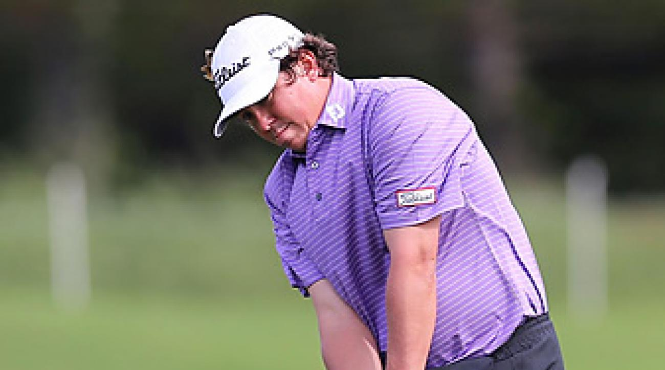 Jason Dufner was a member of the 2012 U.S. Ryder Cup team.