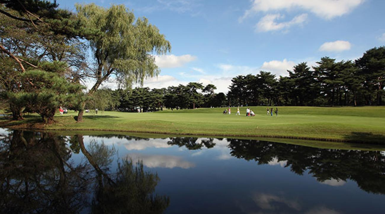 Kasumigaseki Country Club has been a frequent host of both the Japan Open and the Asian Amateur.