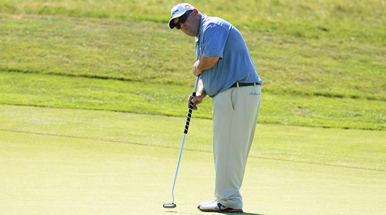 Kevin Stadler grabbed his first and only European Tour win in 2006.