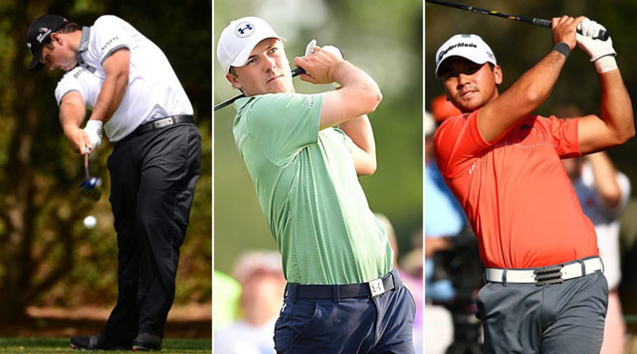 "The operative word is ""fearless"" when it comes to young players like Patrick Reed, Jordan Spieth and Jason Day."