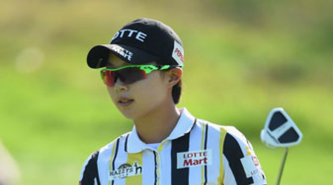 Hyo-Joo Kim's 61 at the Evian Championship is the lowest round ever recorded in a major.