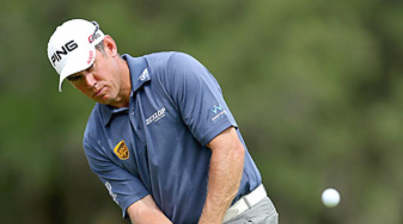 Lee Westwood won two worldwide titles in 2012.