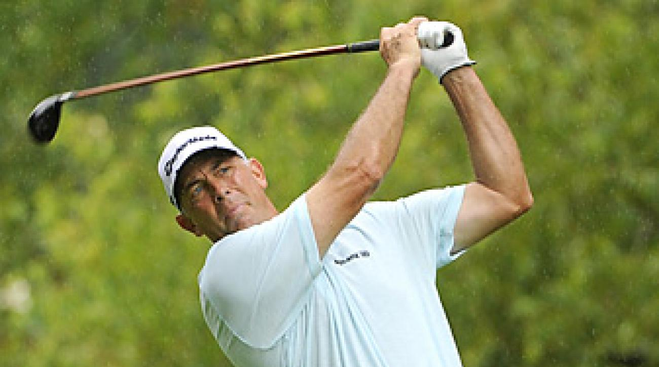 Tom Lehman won the Regions Tradition by two shots.