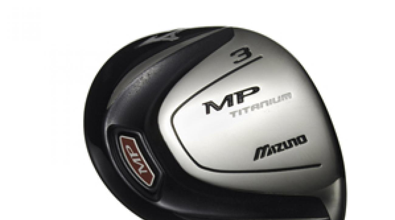 Mizuno MP-Titanium Fairway Wood