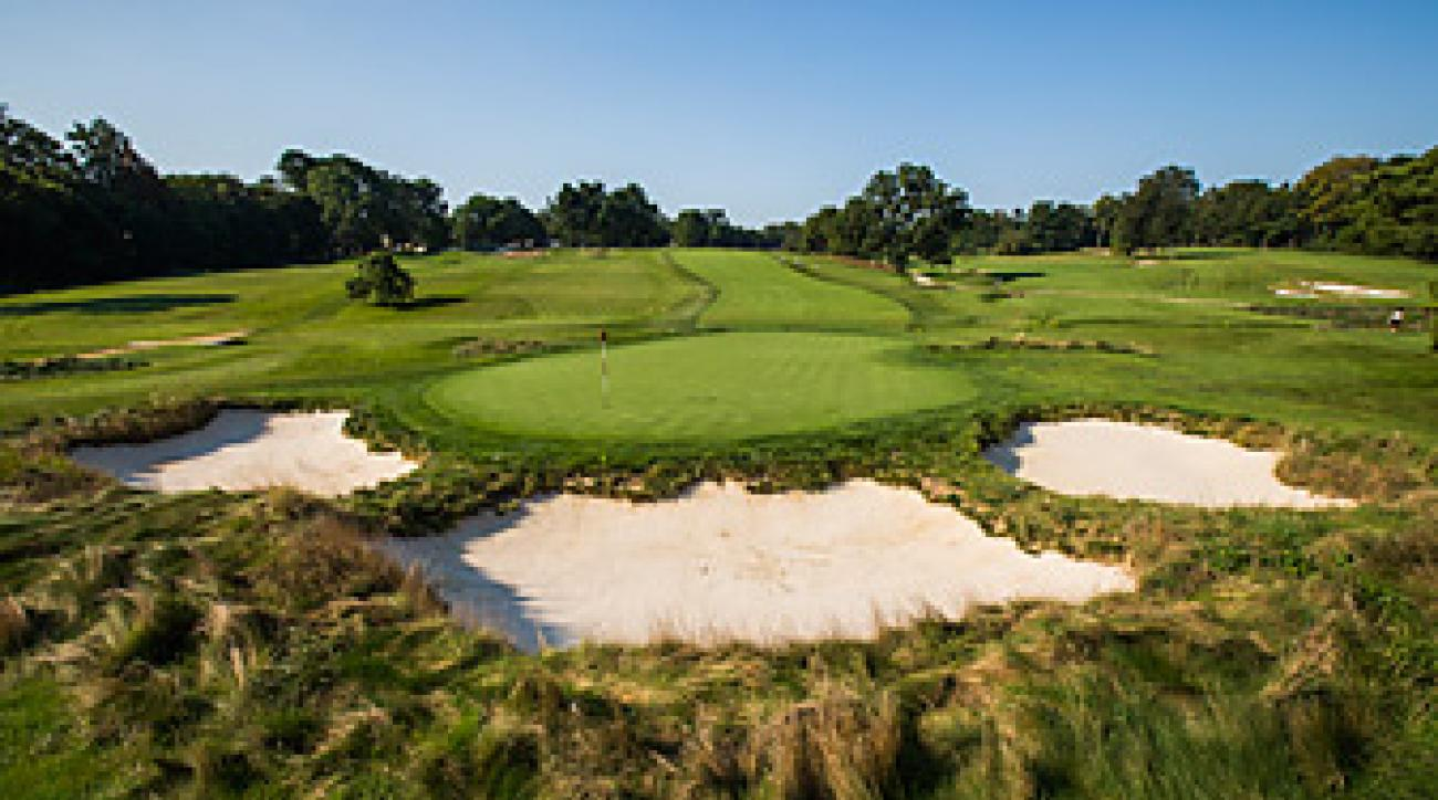 Merion isn't long, but it has plenty of other defenses.