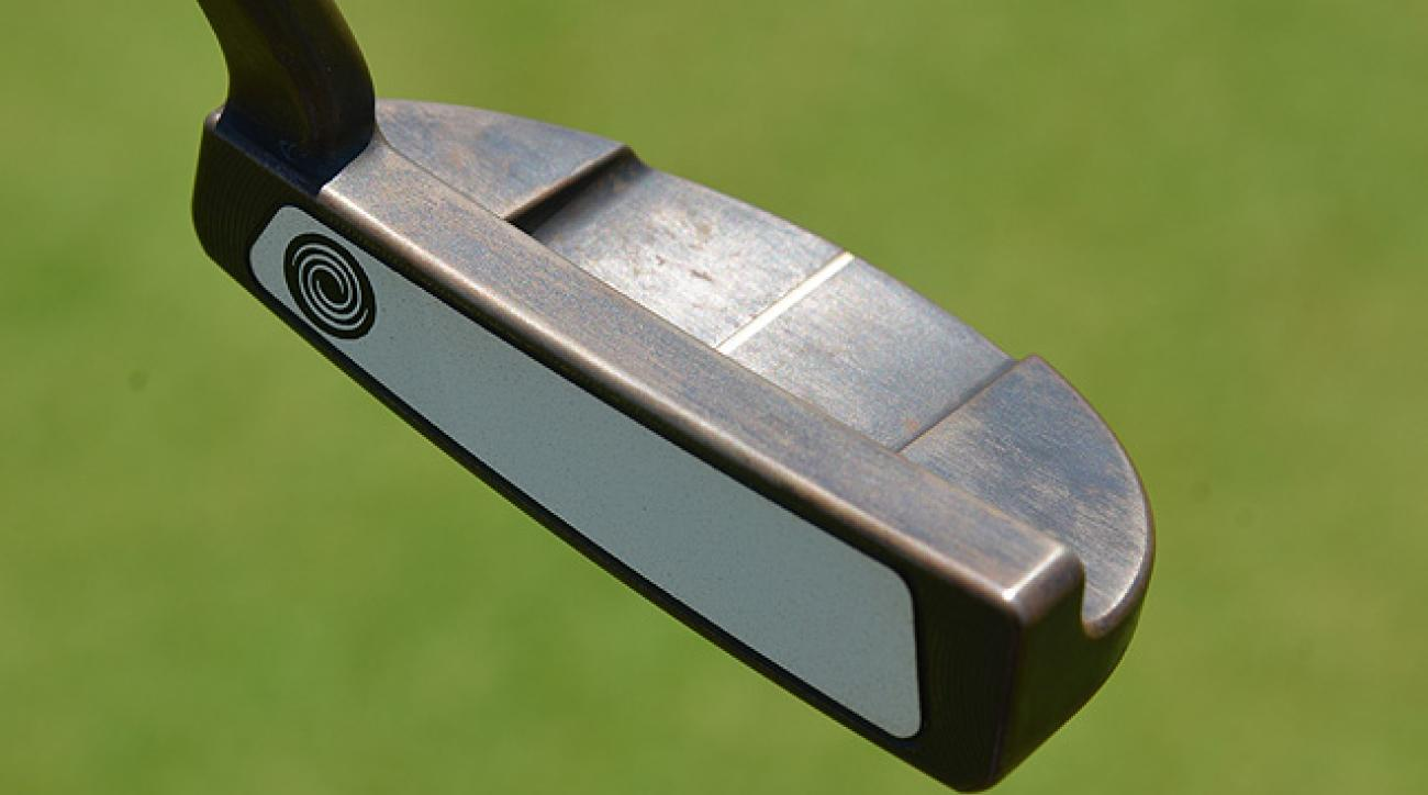 Phil Mickelson's Odyssey ProType 18is putter