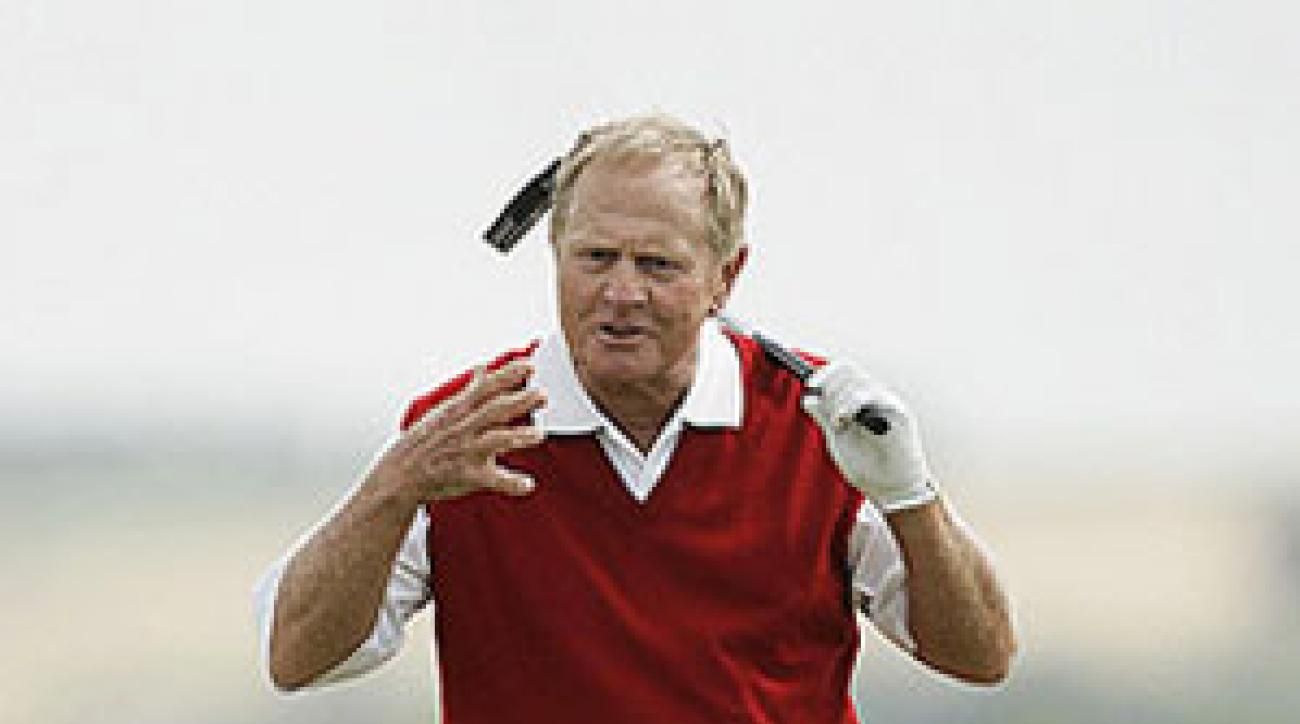 Jack Nicklaus reflects on his life and times as the world's greatest golfer.
