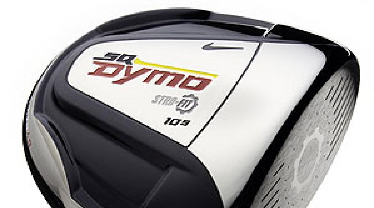 Nike SQ Dymo STR8-Fit 10.5° driver
