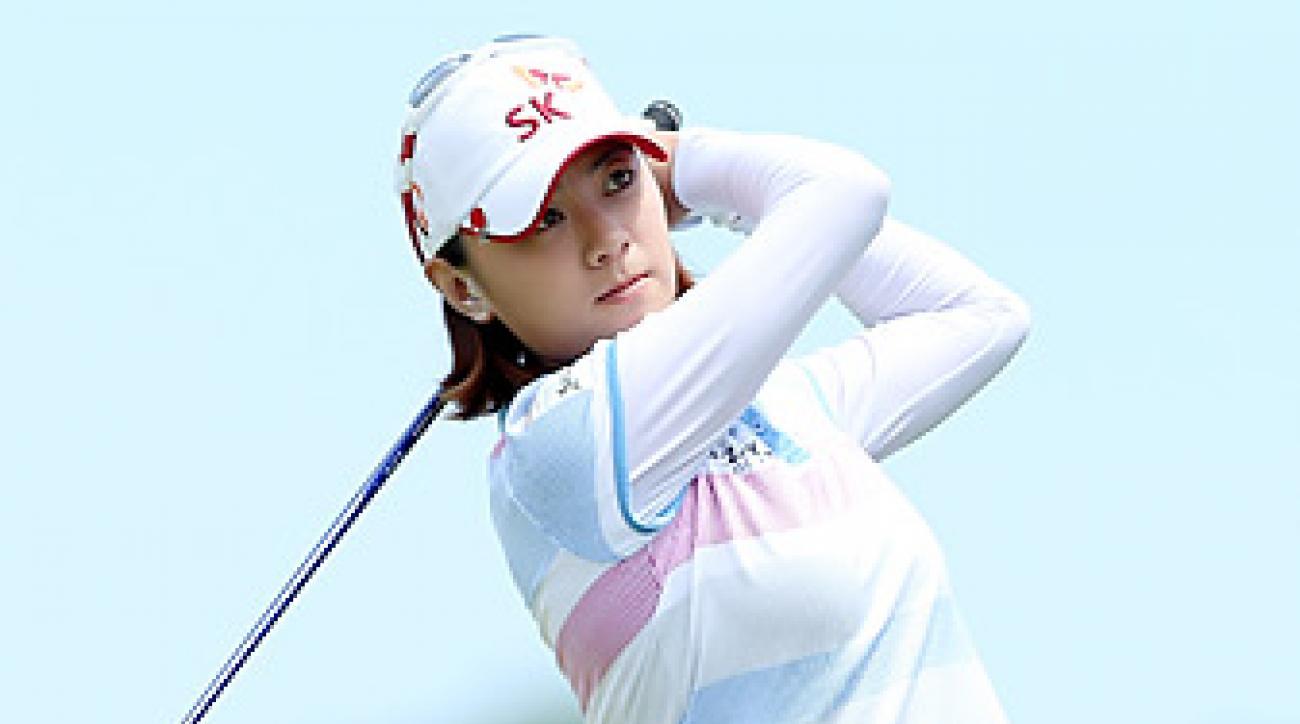 Na Yeon Choi won the U.S. Women's Open by four shots.