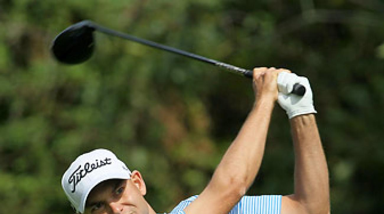 Bill Haas made a birdie on the second hole of sudden death to take out Phil Mickelson and Keegan Bradley.
