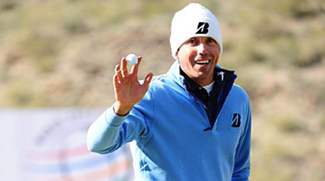 Matt Kuchar earned his first career WGC title at the Accenture Match Play.