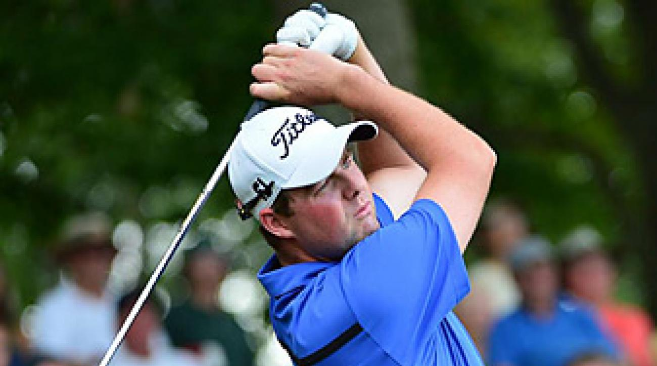 Marc Leishman earned his first career PGA Tour victory.