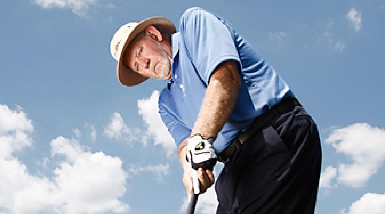 Dave Pelz would like long putters to continue to be part of the game.