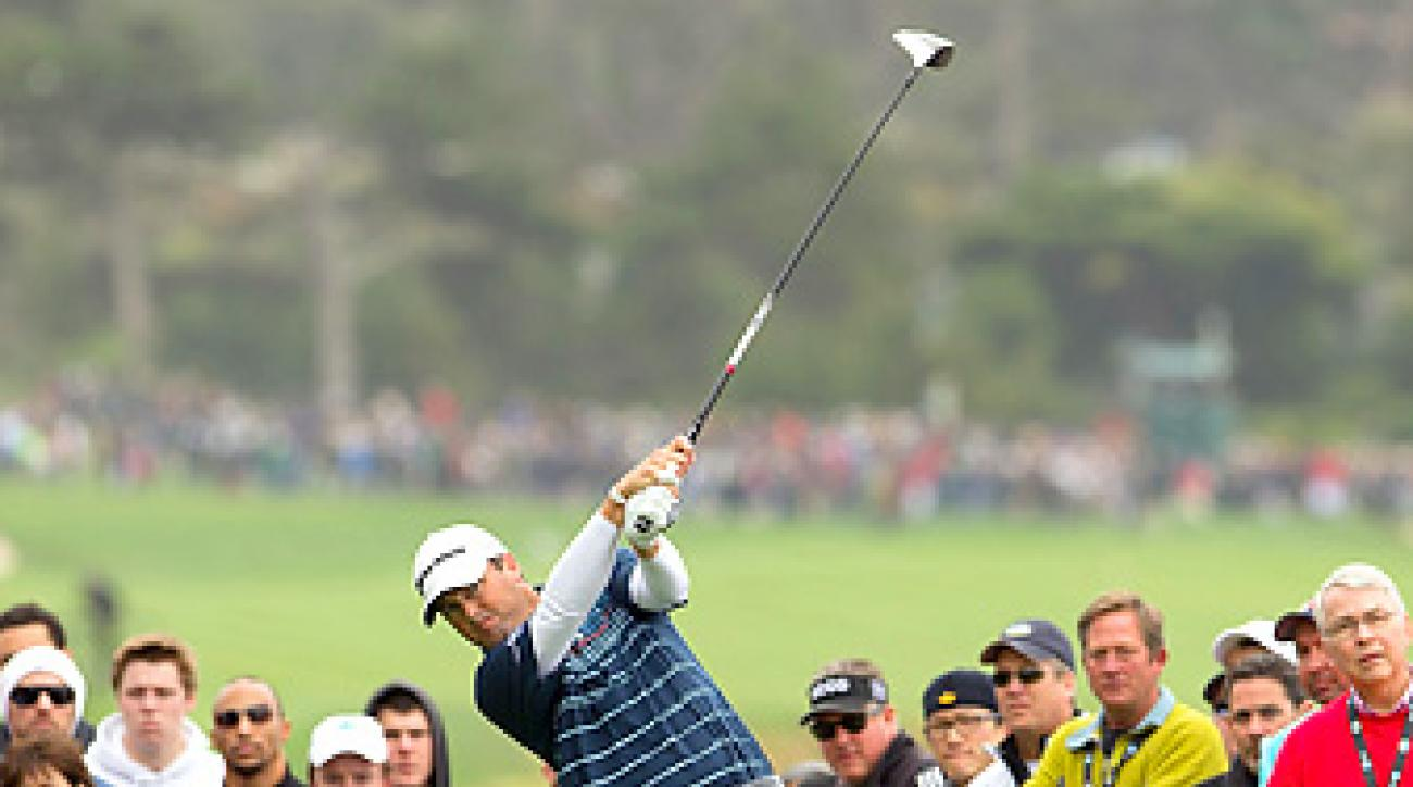 Ryan Palmer finishes T29 at the Pebble Beach Pro-Am.
