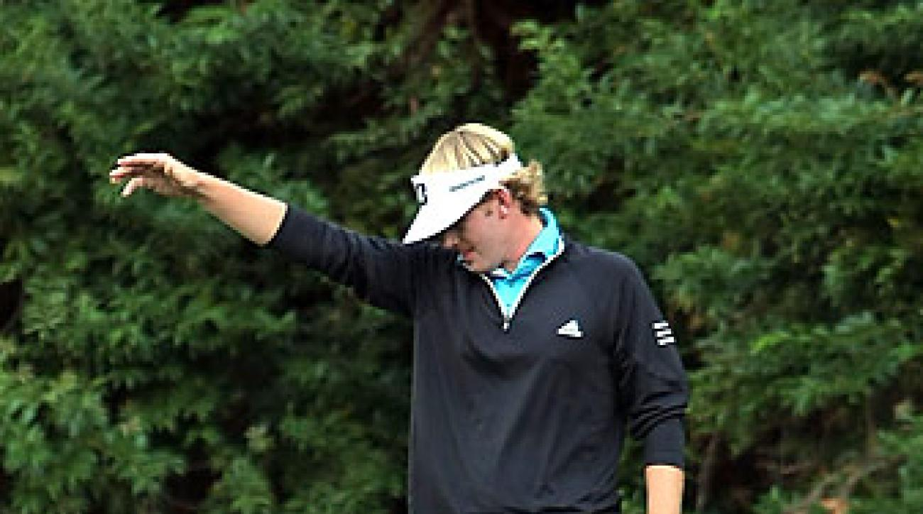Snedeker didn't let a sour finish at the 2008 Masters deflate him. Since then he's recorded four top-10s in the majors and a win at the 2012 Tour Championship.
