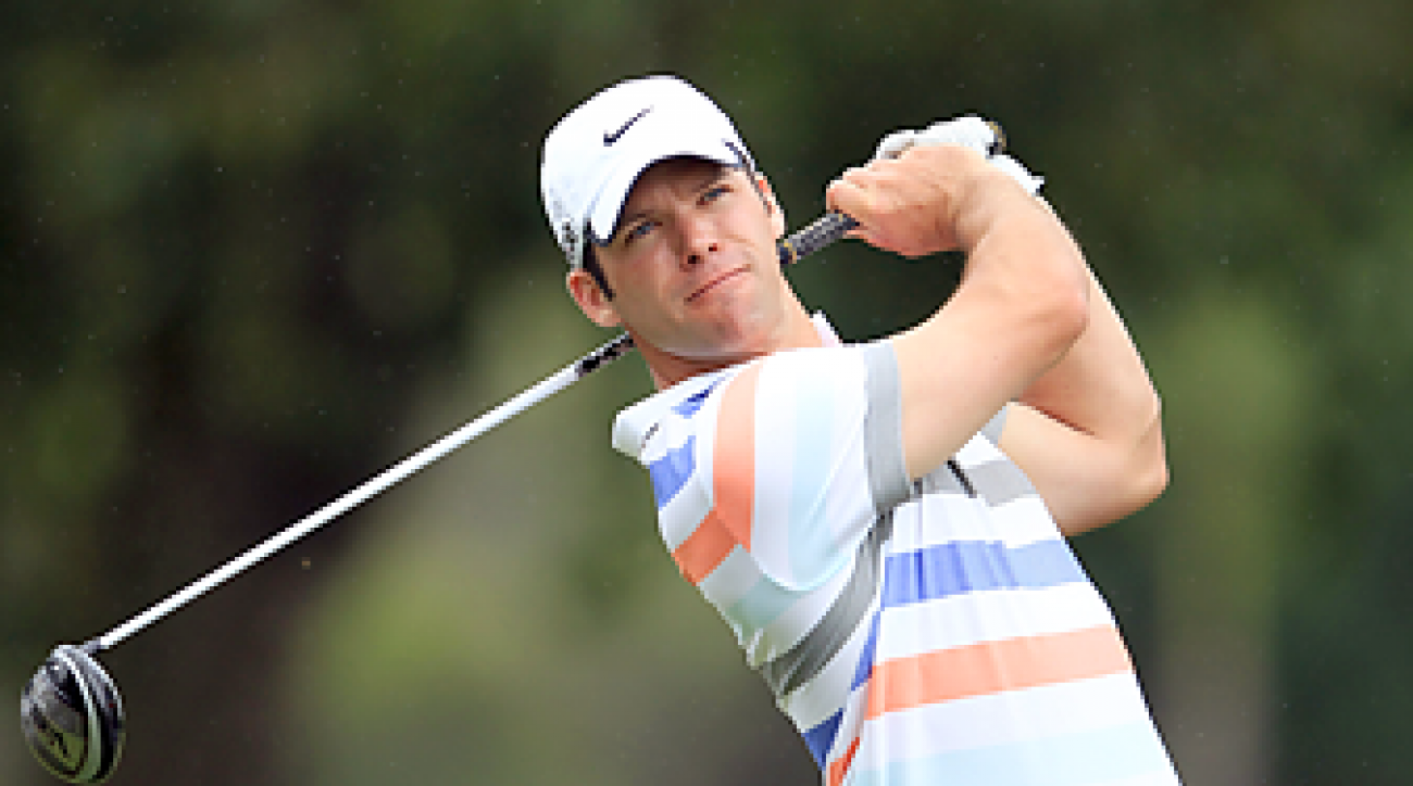 Paul Casey makes this season debut this week at Doral.