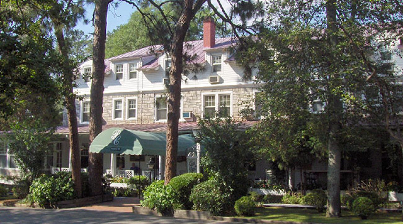 Donald Ross, Pinehurst No. 2's renowned architect, owned the Pine Crest Inn at one time.
