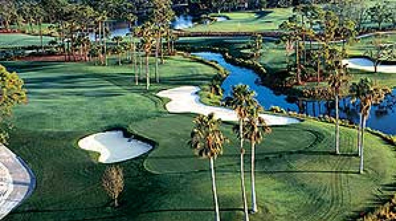 The Champion Course at PGA National has hosted both a PGA Championship and the Ryder Cup.