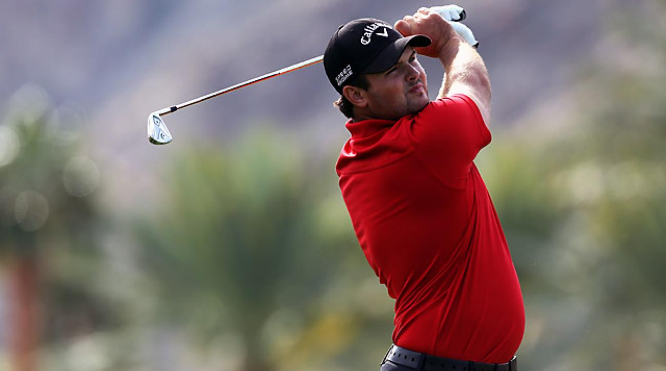 At 27 under, Patrick Reed broke the PGA Tour record for strokes under par through 54 holes.