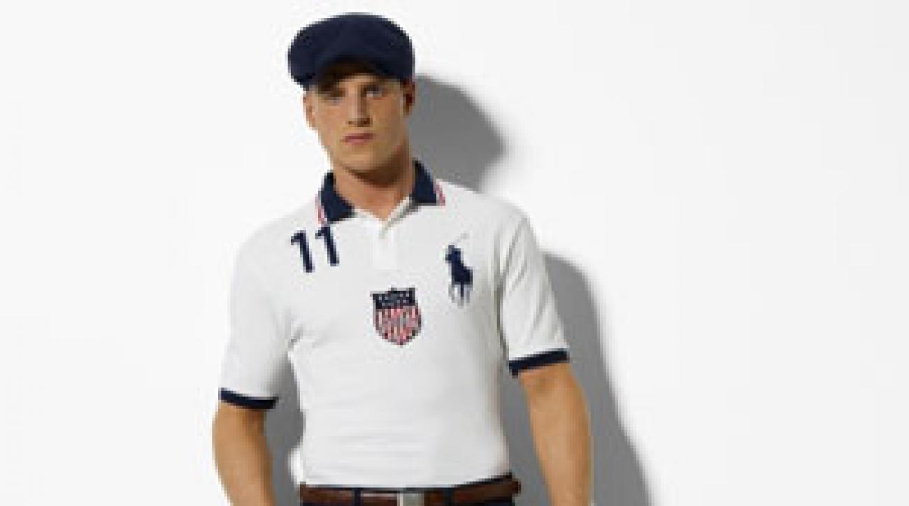 Polo Ralph Lauren 2011 U.S. Open commemorative shirt
