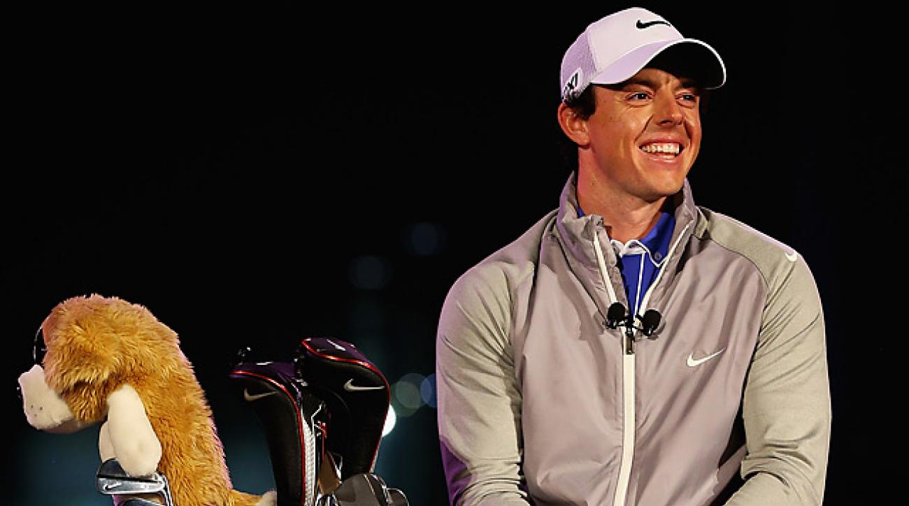 Still just 23, Rory McIlroy has two major titles and has established himself as the premier young player in golf.