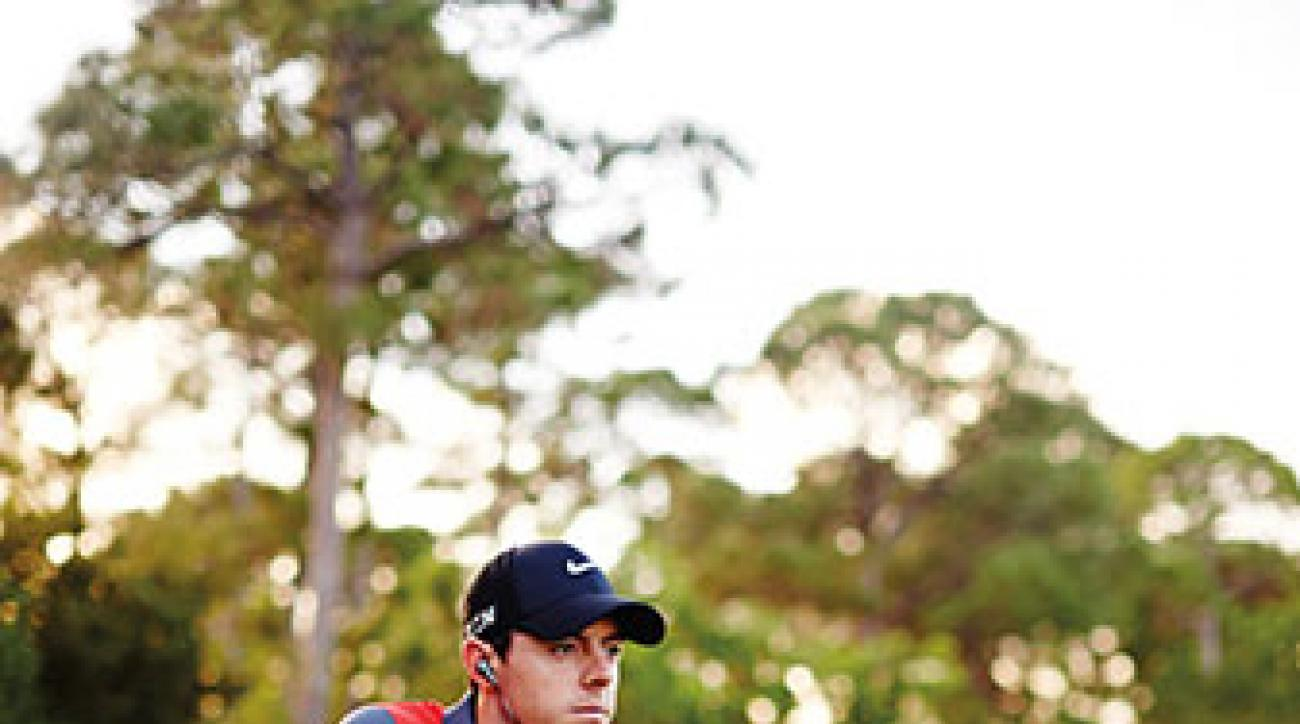 Rory McIlroy signed an endorsement deal with audio equipment-maker Bose in 2013.
