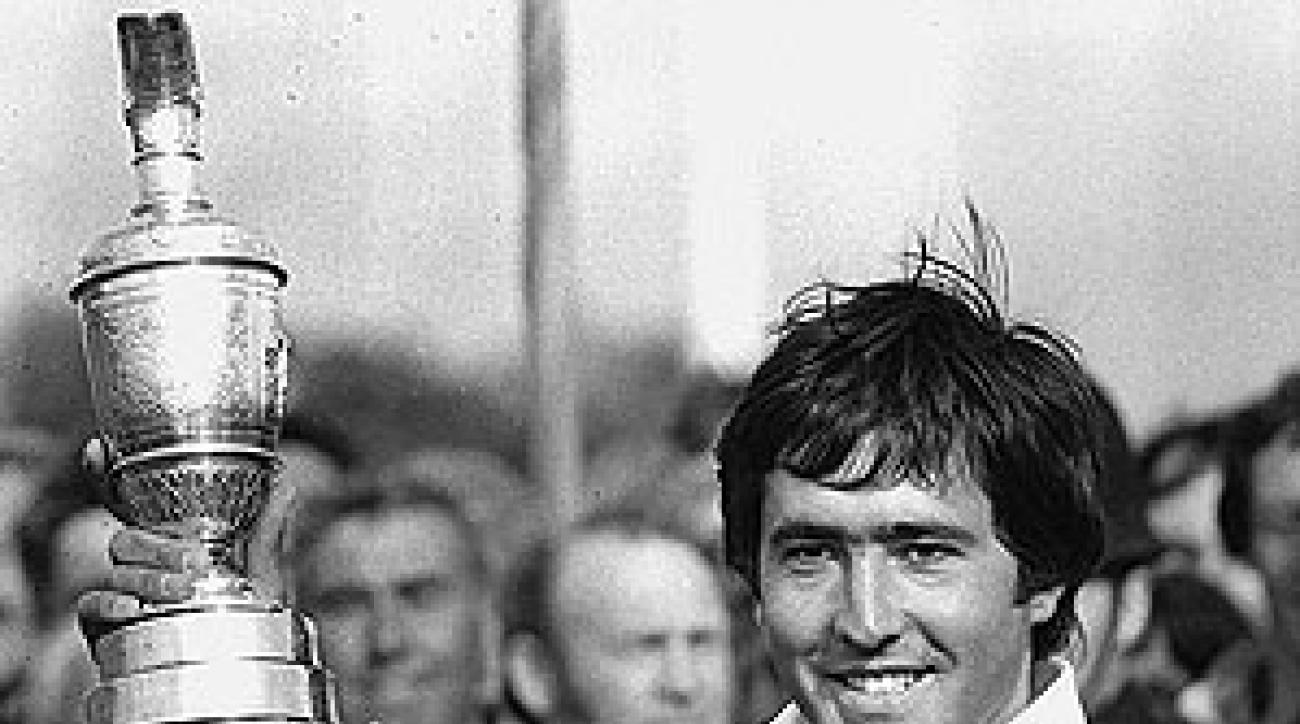 Seve Ballesteros wins 1979 British Open
