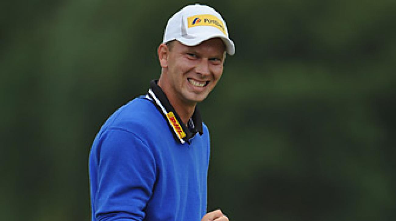 Marcel Siem shot a 67 to win the French Open.