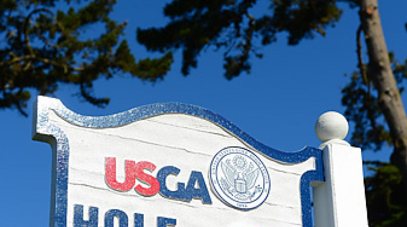 The par-5 16th hole at Olympic Club will make history this week at the U.S. Open.