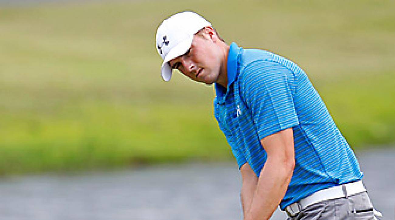 Jordan Spieth finished one shot back at the Puerto Rico Open.