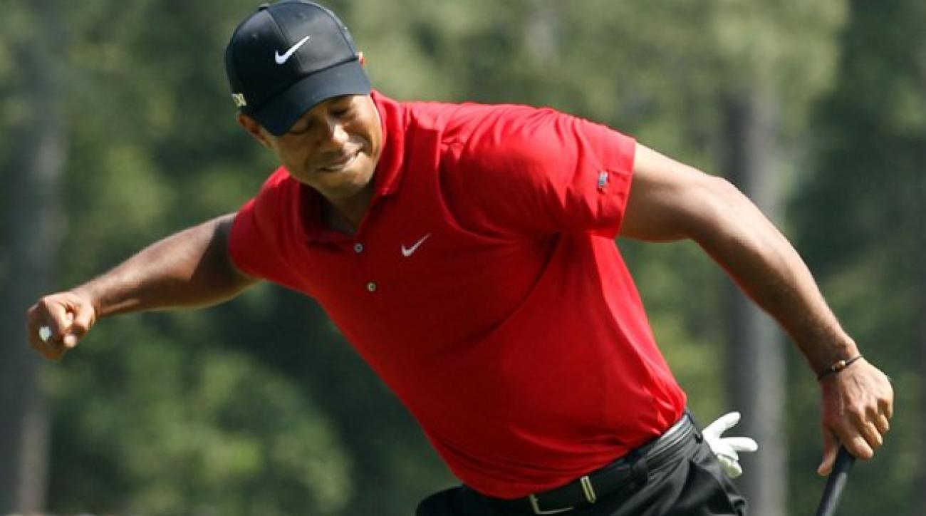 Tiger Woods announced Friday afternoon on his Facebook page that he would make his return to competitive golf next week at the Quicken Loans National.