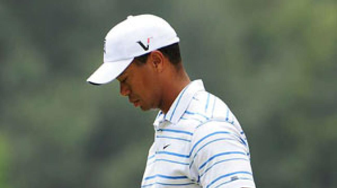 Tiger Woods was not only voted the Best Dress golfer in a recent <i>Sports Illustrated</i> poll of PGA Tour players, but his Nike hats are a hit too.
