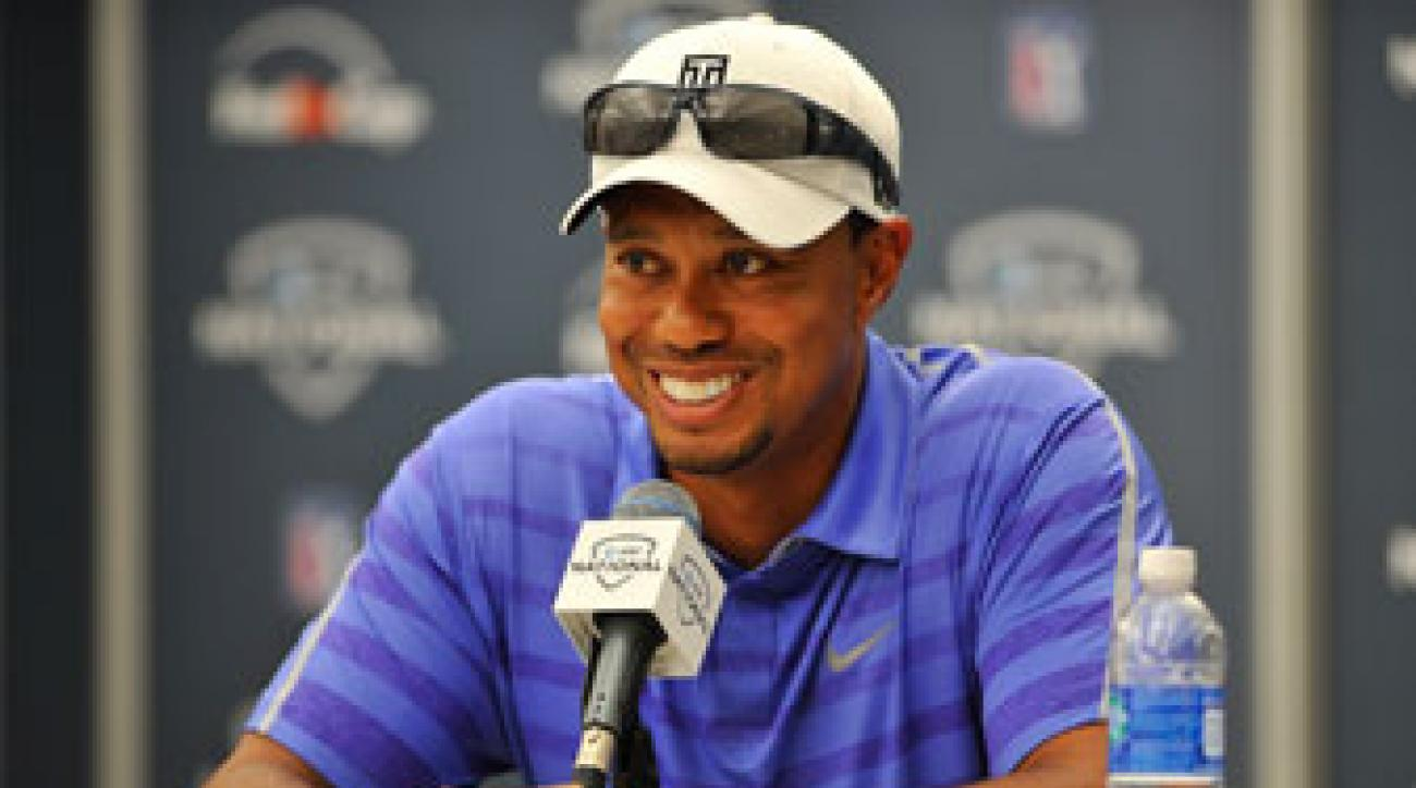 Tiger Woods Design will construct a course near Houston.