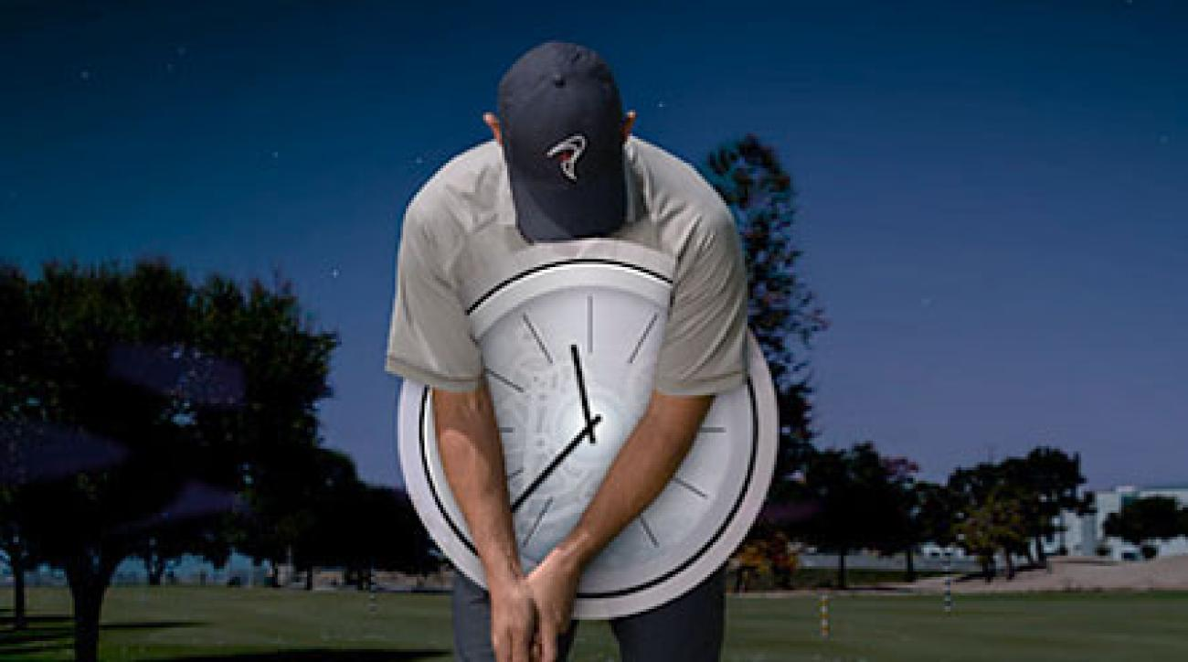 The game's best putters swing the club like a pendulum. Increased hip mobility creates the base needed to putt this way.