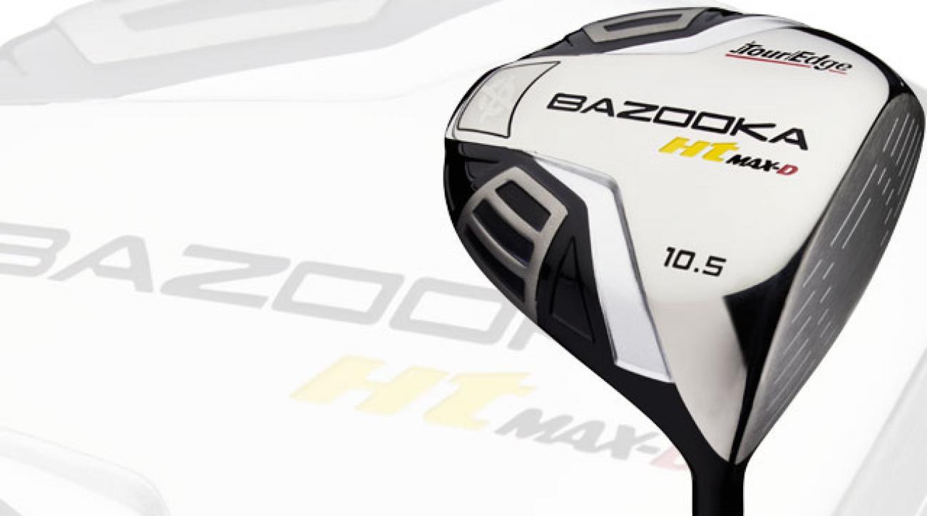 Tour Edge Bazooka HT Max-D Driver