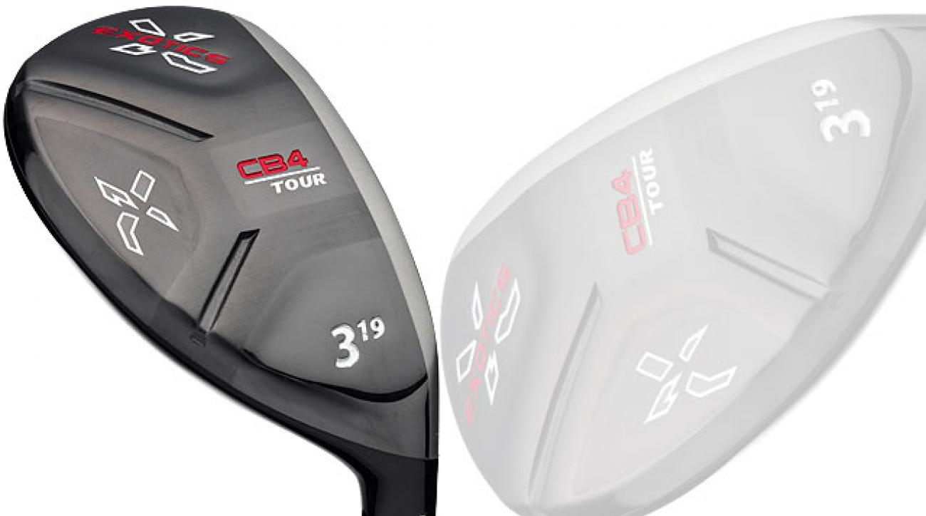 Tour Edge Exotics CB4 Tour Hybrid