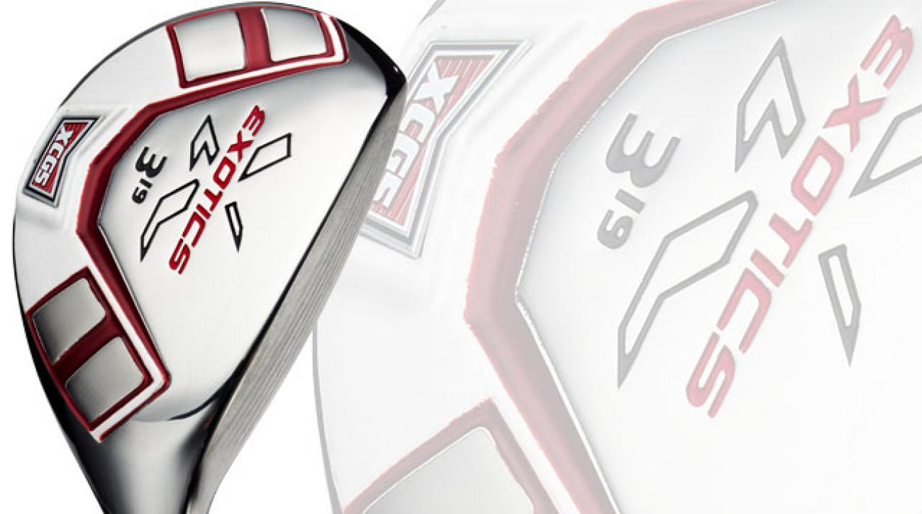 Tour Edge Exotics XCG5 Hybrid