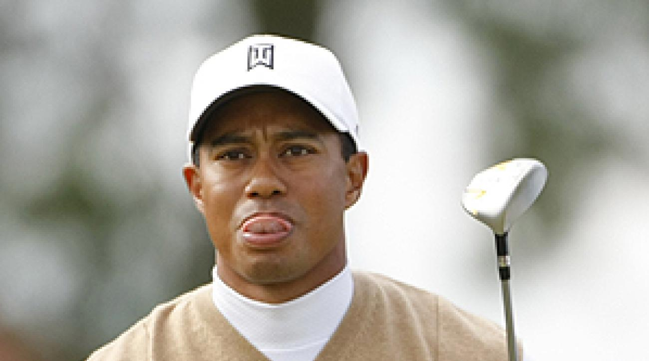 Is Tiger Woods too ripped to win a major?