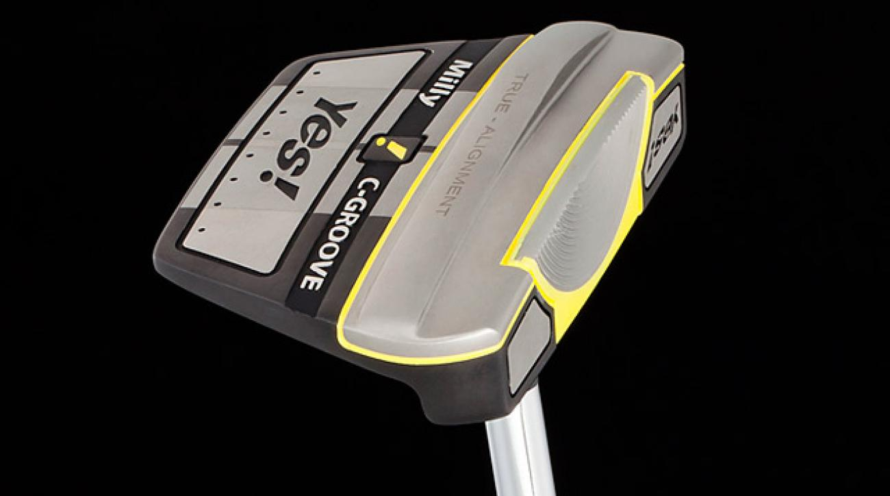 Yes! Milly True Alignment Putter