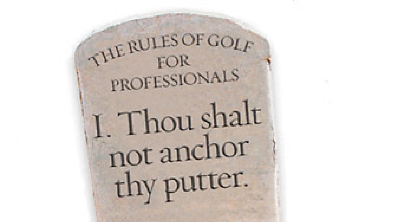 Brandel Chamblee argues that anchoring is more than conventional -- it's vital.