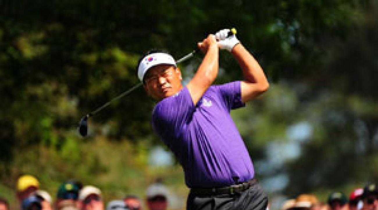 K.J. Choi has found his game after dealing with a back injury last season.