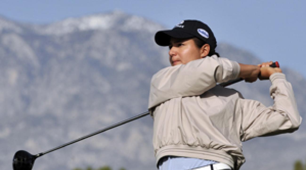 Lorena Ochoa won her first Kraft Nabisco title last year.
