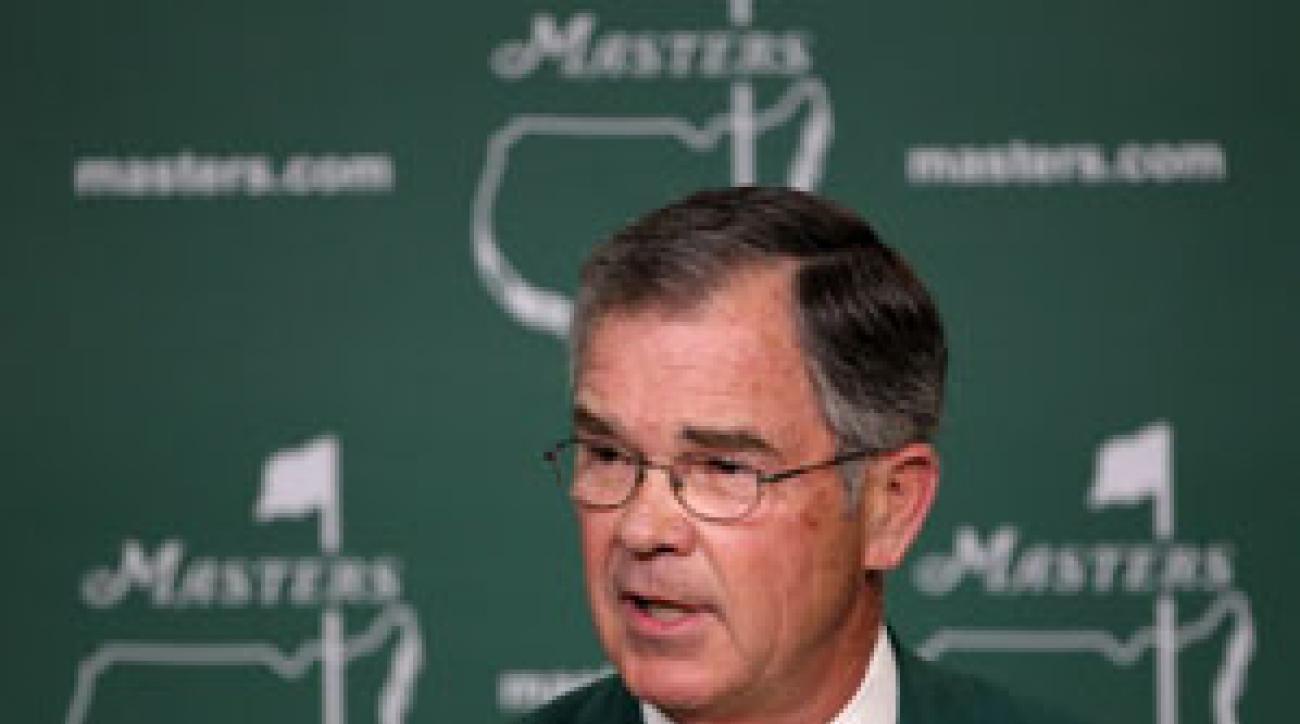 Payne spoke for Augusta's entire membership.