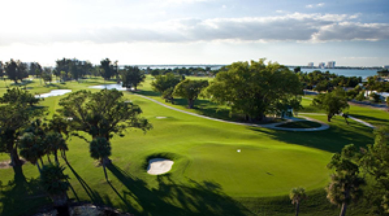 Normandy Shores Golf Course Miami Beach