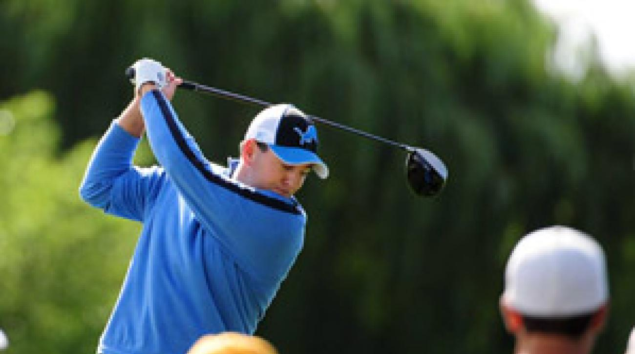 Ben Curtis notched top 10s at the British Open and the PGA to make the U.S. Ryder Cup team.