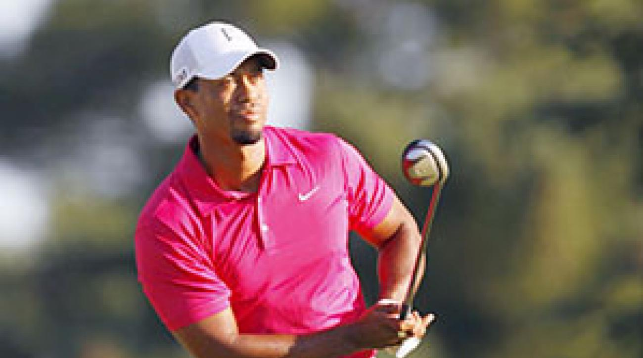 Tiger Woods has won the Chevron World Challenge four times.